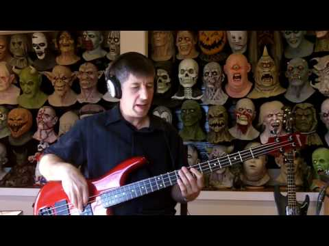 Long Distance Runaround Bass Cover