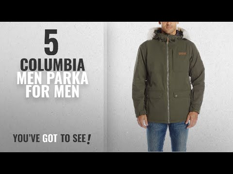 many styles 50% off marketable Top 10 Columbia Men Parka [2018 ]: Columbia Men's Catacomb ...