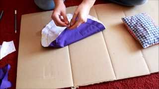 Part 1 | How To Make Your Own Pet Bed For Guinea Pigs/rabbits/ferrets/etc