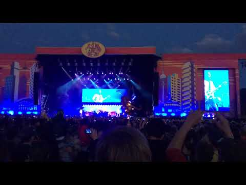 Foo Fighters Live 2017 Learn to fly