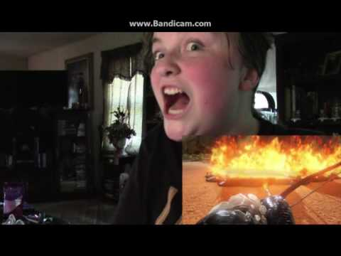 ARK: Scorched Earth Trailer REACTION