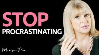 How to Stop Procrastinating (Overcoming Laziness) - Marisa Peer