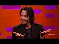Keanu Reeves Reveals 'Excellent' Bill & Ted 3 Details | The Graham Norton Show