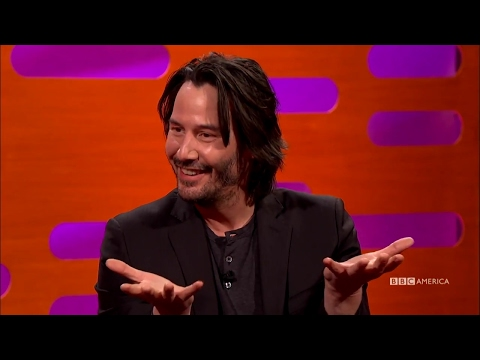 Keanu Reeves Reveals 'Excellent' Bill & Ted 3 Details  The Graham Norton