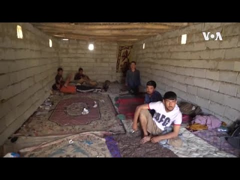 Afghan Refugees Fled to Turkey to Avoid Taliban Rule