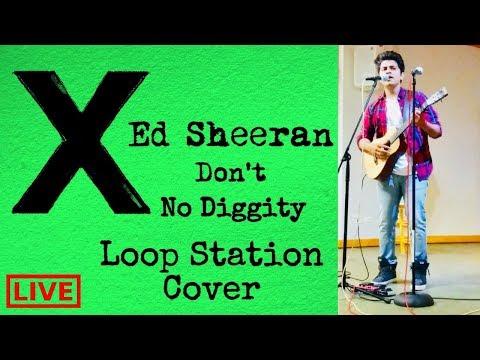 Ed Sheeran- Don't / No Diggity | Live Loop Station Cover | SUMED | DePaul University | Chicago