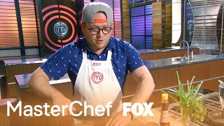 Adam And Jeff Perfect Their Dumplings | Season 8 Ep. 12 | MASTERCHEF