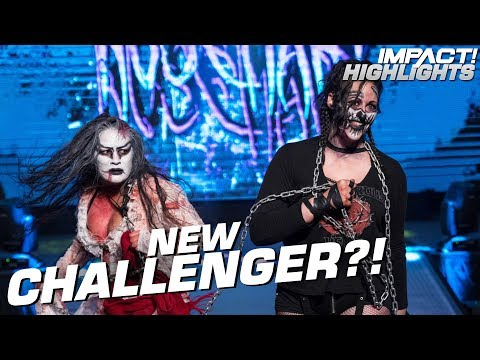 Rosemary Confronts Taya Valkyrie Over The Knockouts Championship! | IMPACT! Highlights May 24, 2019 Mp3