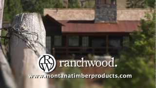 Ranchwood From Montana Timber Products | Rustic Barnwood Siding Wide Plank Flooring & More