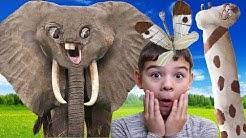 Kinderbilder in Realem Leben Spiel Mit Cahllenge und neues GEWINNSPIEL