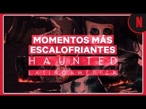 Las escenas más escalofriantes en Haunted: Latinoamérica
