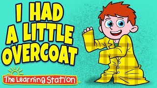 Best Kids Songs ♫ Stories for Kids Song & Bedtime Stories for Kids ♫ I Had a Little Overcoat