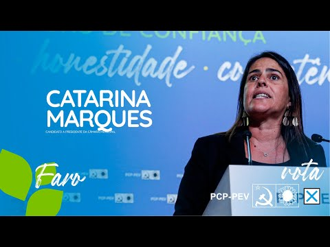 «A CDU provou ser a voz indispensável das populações no concelho de Faro»