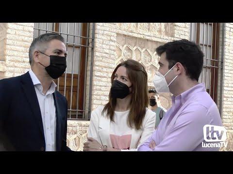 VÍDEO: La Junta de Andalucía destino casi un millón de euros a los colegios lucentinos en dos años