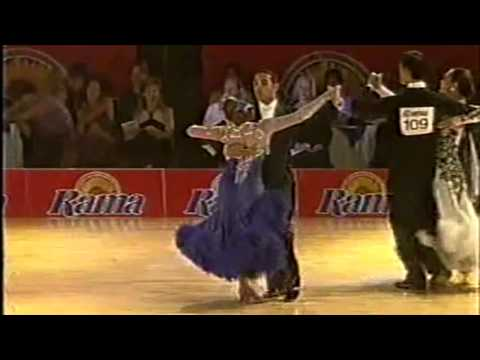 The 1998 South African National Dancesport Championships