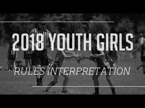 2018 Youth Girls Rules Interpretation Video