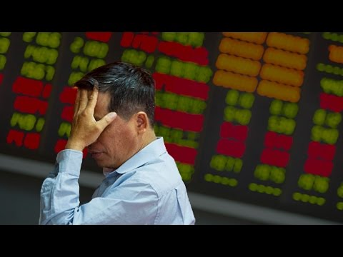 China's Latest Financial Crash Shakes the World Economy | China Uncensored