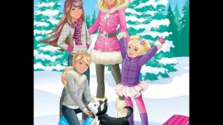 "Barbie: A Perfect Christmas Soundtrack - ""California Christmas"" (Lyrics in description)"
