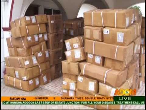 Badwam News on Adom TV (5-9-18)