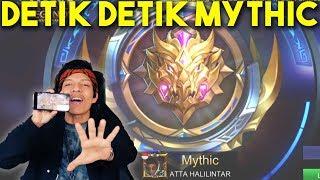 DETIK DETIK MYTHIC ATTA! Nekad Solo Rank! thumbnail