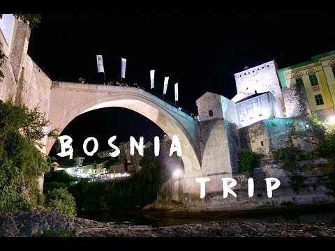 Bosnia & Herzegovina | Cinematic Travel Film | Sony A6500 | Dji Mavic Pro