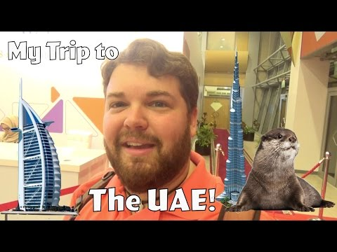 I Performed in the UAE! - Vlog