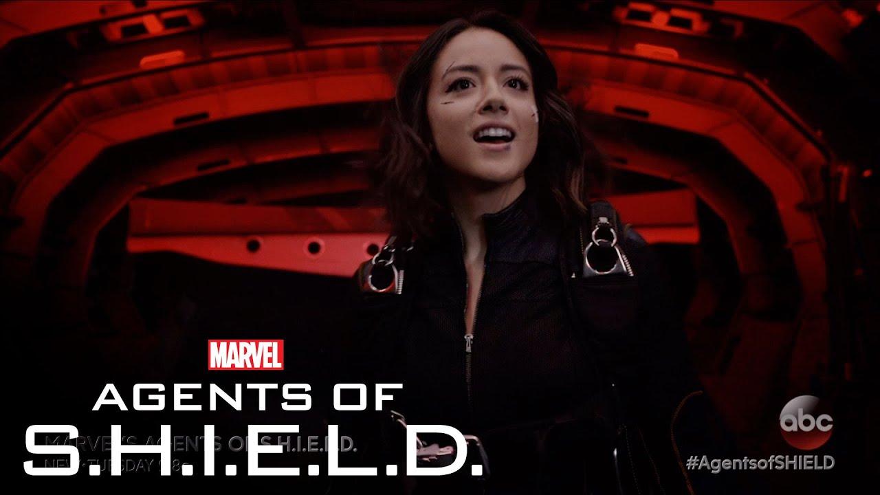 Secret Warriors Assemble – Marvel's Agents of S H I E L D  Season 3, Ep  17
