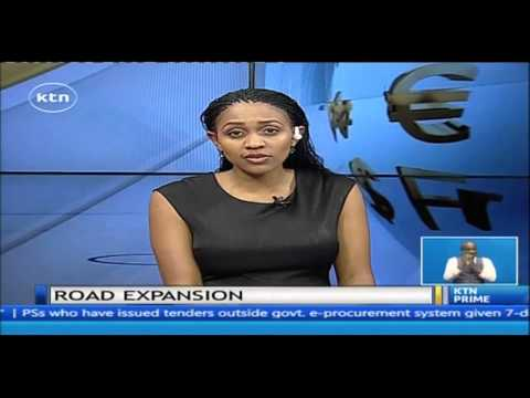 Government signs Kshs 40.4 Billion with AFDB for road expansion