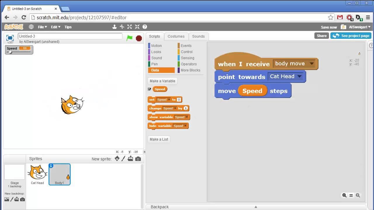 Scratch Online