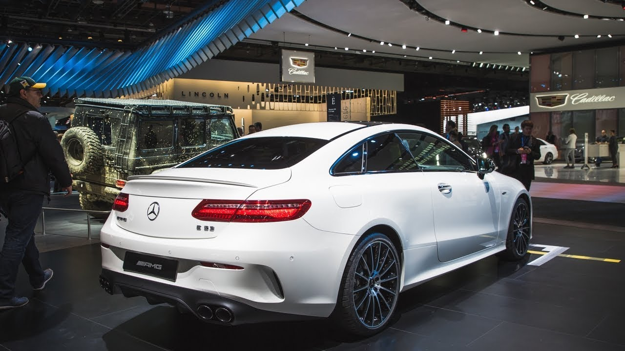 Mercedes C Class Coupe >> NEW! 2019 MERCEDES AMG E53 - INTERIOR AND EXTERIOR - YouTube