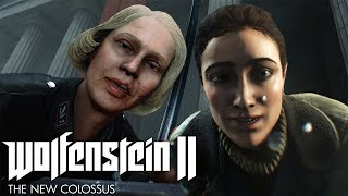 СВАДЬБА ► Wolfenstein II: The New Colossus #5