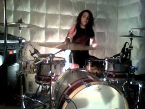 Katy Perry - ET (Futuristic Lover) Rock Remix/Drum Cover