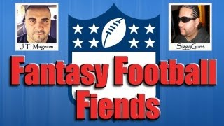 Top 25 Fantasy Wide Receiver Rankings 2013 - Fantasy Football Fiends