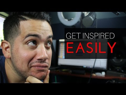 1 Powerful Tip To Get Inspired