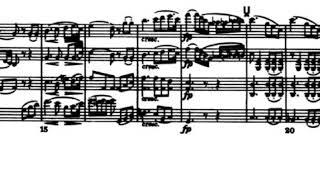 Ludwig van Beethoven - String Quartet No.2  Op.18/2 (w/score)
