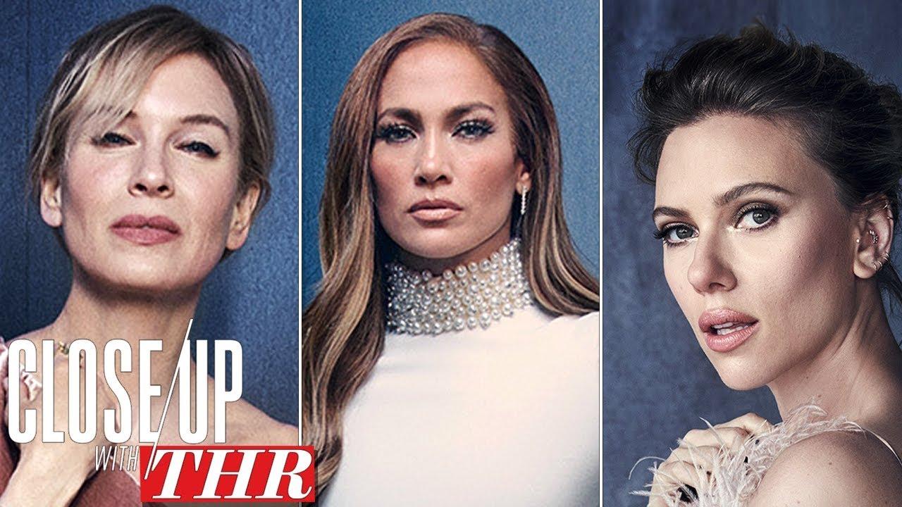 Download Actresses Roundtable: Jennifer Lopez, Scarlett Johansson, Renée Zellweger, Lupita Nyong'o | Close Up
