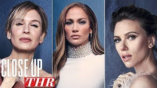Actresses Roundtable: Jennifer Lopez, Scarlett Johansson, Renée Zellweger, Lupita Nyong'o | Close Up