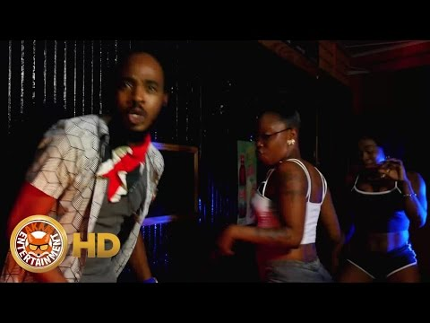 Vybrant Ft. Dyema - Ital Whine [Official Music Video HD]