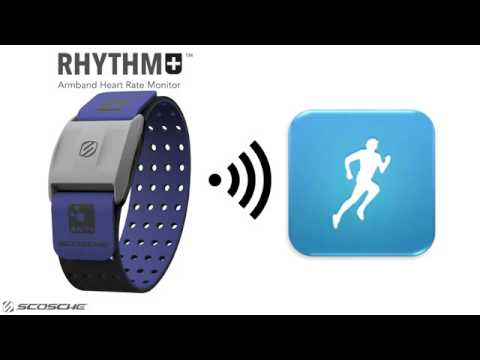 How to Connect the Scosche Rhythm+ Heart Rate Monitor to the RunKeeper App