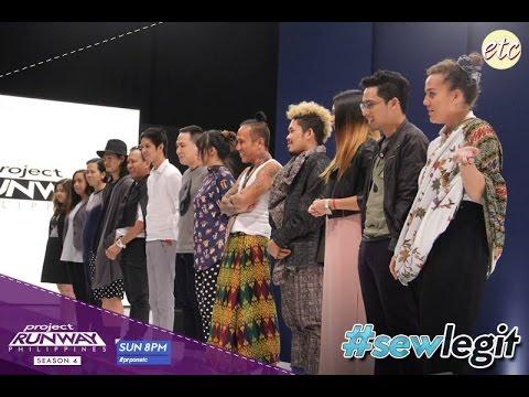 Project Runway Philippines season 4 Ep2