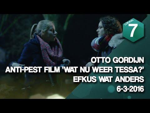 Efkus Wat anders - Otto Gordijn - Anti-pestfilm \'Wat nu weer Tessa ...
