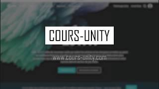 Installation d'Unity3D