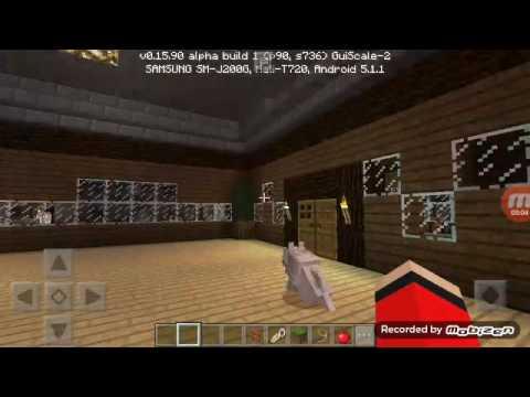Minecraft creative let's play  episode 3: book's voor sale