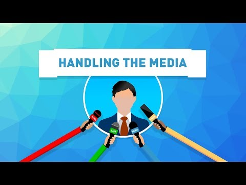 Maritime Training: Handling the Media