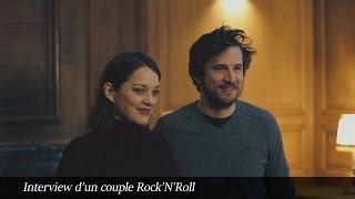 Guillaume Canet et Marion Cotillard sont rock'n roll