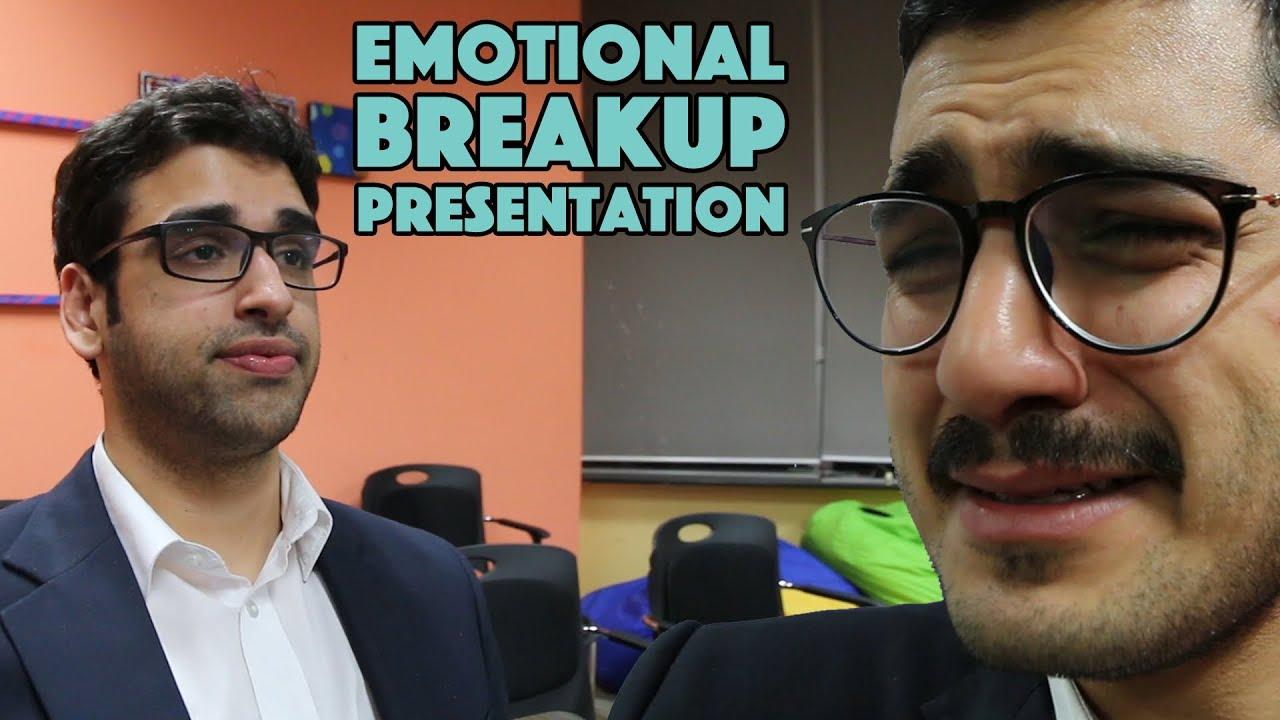Kaamchor - 'Emotional Breakup Presentation' | Episode 3 | MangoBaaz