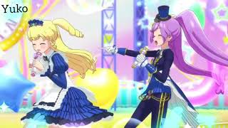 Idol Time Pripara Ep 32 (Lala and Yui)