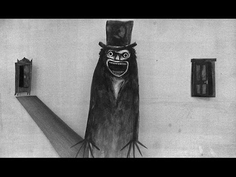 The Babadook Pop-up Book with Narration