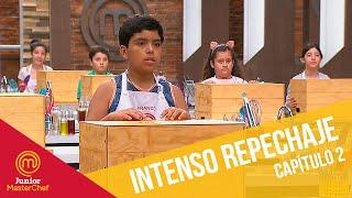 Junior MasterChef   Capítulo 2   Un intenso repechaje