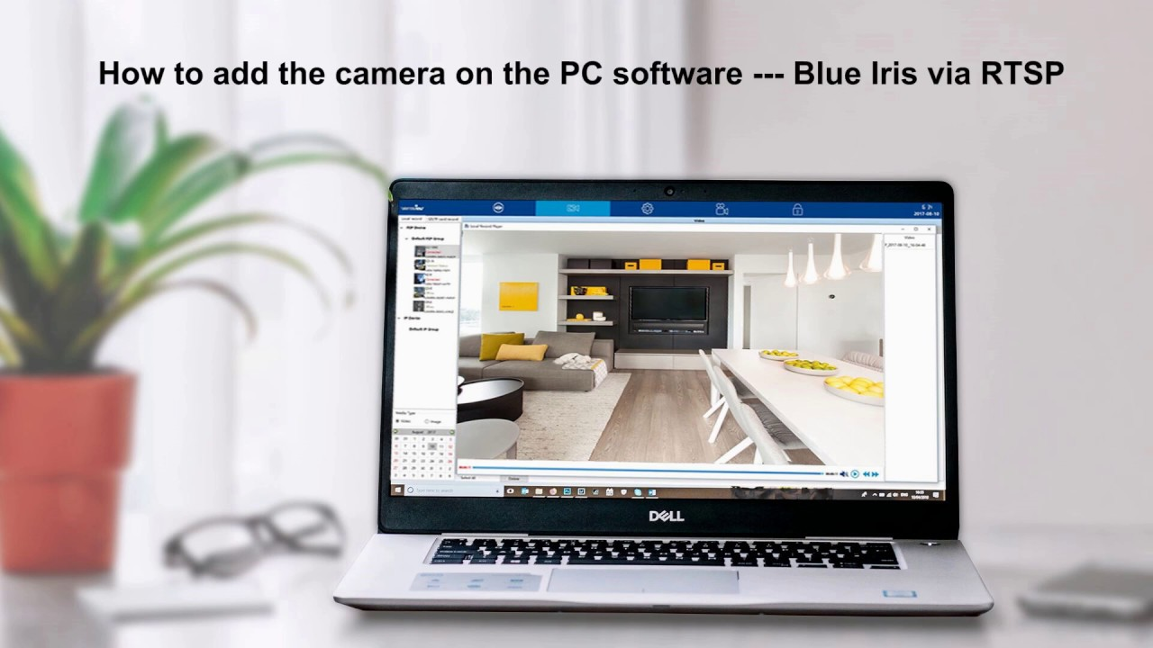 How to add Wansview Cameras on the Blue Iris, Ispy, Vlc via RTSP?(2018)
